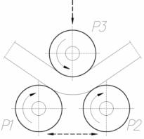 Гибочный станок для алюминиевого профиля
