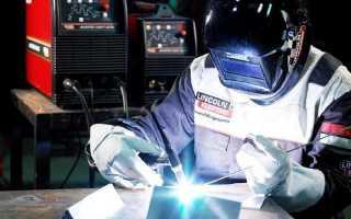 Сварка алюминия аргоном технология