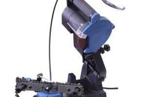 Автоматический станок для заточки цепей