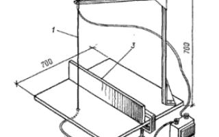 Самодельный станок для резки пенопласта