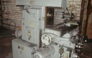 Фрезерный станок 6р81 технические характеристики
