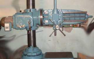Радиально сверлильный станок 2а592