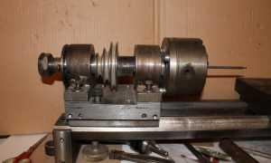 Изготовить токарный станок по металлу своими руками