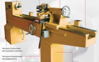 Технология токарных работ по дереву