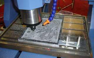 Технология металлообработки на металлорежущих станках с чпу