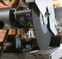 Самодельный станок для резки металла