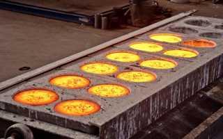 Используется для переработки в сталь литейный чугун